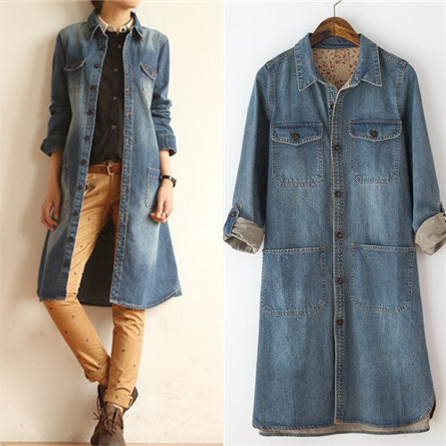 Popular Xl Jean Jacket-Buy Cheap Xl Jean Jacket lots from China Xl ...