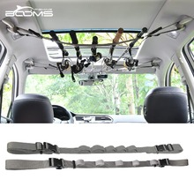 Booms Fishing VRC Vehicle Rod Carrier Holder Belt Strap 80cm-155cm Suspenders Tool Tackle Boxes Accessories
