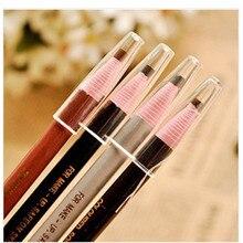 Waterproof No Sharpen Cosmetics Makeup Eyebrow Pencil Eye Liner Lip Eyeliner Pen 20 g