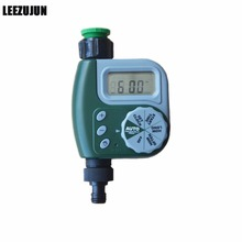 LCD Garden water timer Irrigation Timer Controller Set Water Programs Watering Equipment Hose Timers