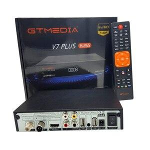 Image 2 - GTmedia V7 Plus Combo dvb t2 dvb s2 Satellite Receiver Suport H.265 PowerVu Biss Key Ccam Newam Youtube USB Wifi 1080P full HD