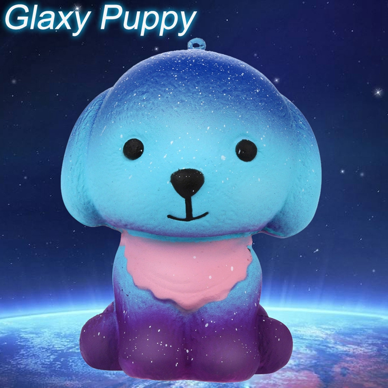 Cute Puppy Dog Slow Rising Squeeze Decompression Toys Stress Reliever Toys Smooshy Mushy Toys in Squeeze Toys from Toys Hobbies