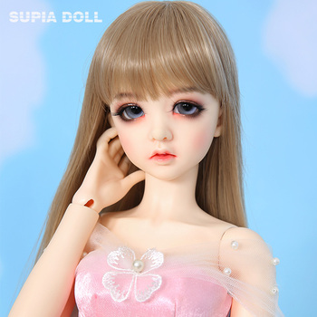 OUENEIFS Supia Emma 1/3 Body Model Girls Boys High Quality Toys Shop Resin Figures Gift For Birthday Or Christmas BJD SD Dolls 1