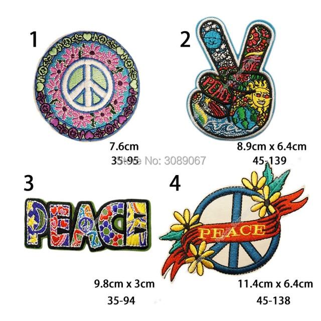 3 Tatouage Signe De Paix Daisy Hippie Boheme Retro Fleur Amour