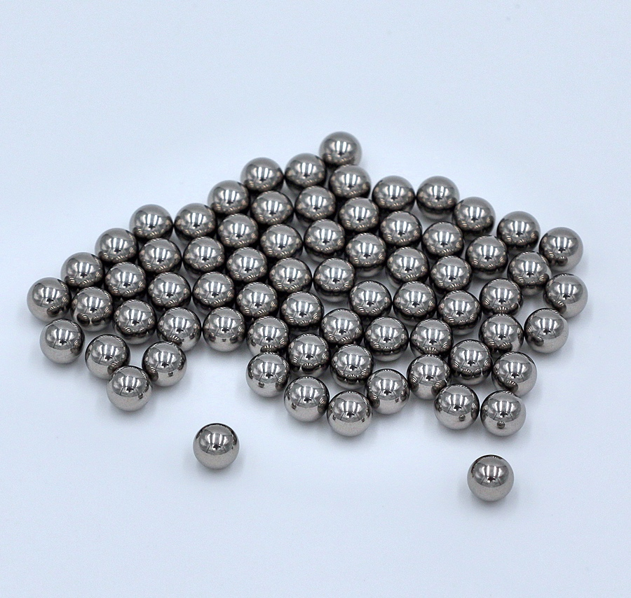 5 PCS G10 Hardened Chrome Steel Loose Bearings Ball Bearing Balls 18mm