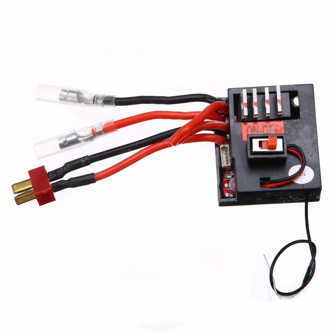 A959-B-25 Receiver/ESC RC Car Spare Parts Accessories for WLtoys A959-B A969-B A979-B Remote Control CarA959-B-25 Receiver/ESC RC Car Spare Parts Accessories for WLtoys A959-B A969-B A979-B Remote Control Car