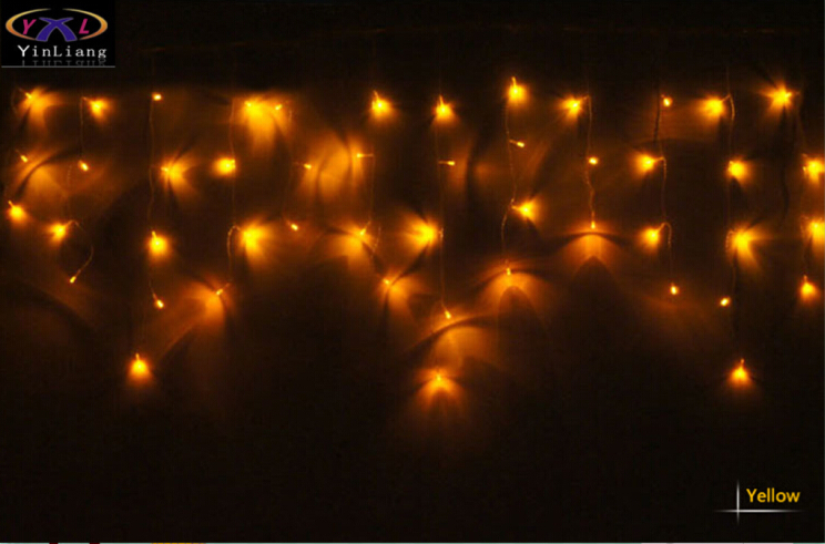 Hot 3,5 m 96 SMD White Holiday Festival Gardin Bryllup Lys LED String - Ferie belysning - Foto 4