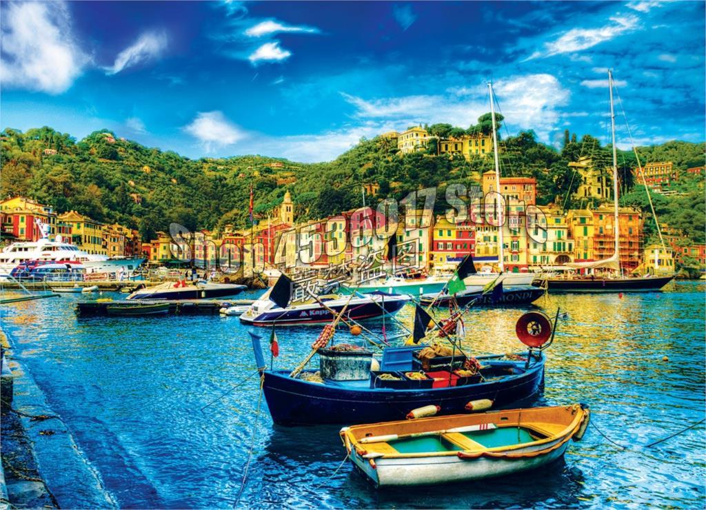100 Full Diy 5d Diamond Painting Portofino Italy Boats Landscape Lakes Cross Stitch Diamond Embroidery Mosaic Home Decor Gifts Diamond Painting Cross Stitch Aliexpress