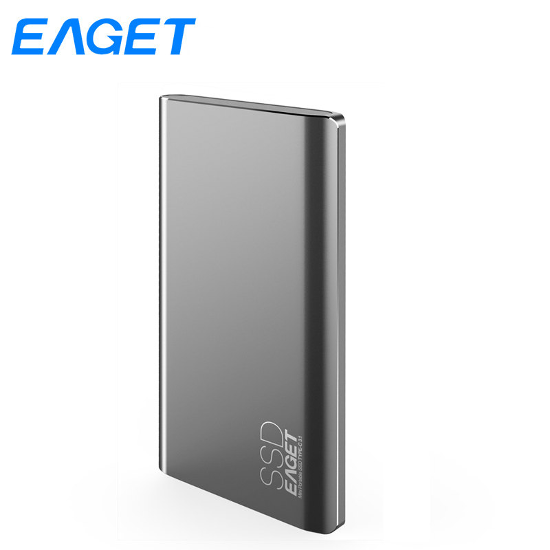 Eaget M1 External Solid State Drive 128GB 256GB 512GB Type C USB 3 1 Mobile Solid