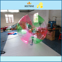 inflatable water walking ball inflatable water ground ball for sale