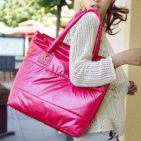 New  Padded Jacket Women Casual Tote  Handbag  of  Quality Fashion Cheap  Female Purse 50