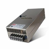 100 240Vac до 12VDC, 600 Вт, В 12 В 50A UL перечисленный источник питания светодио дный светодиодный экран, монитор высокой мощности факт драйвер, SE 600 12