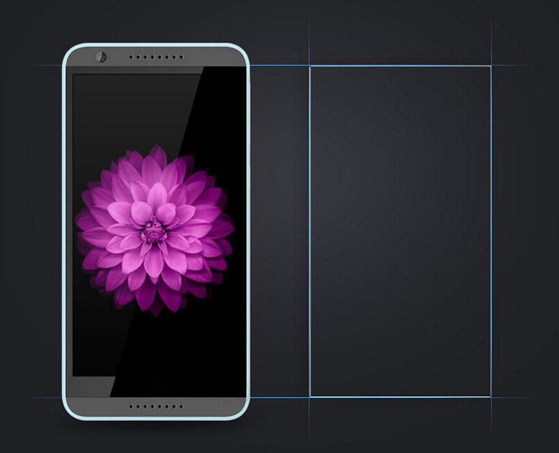 9 H 2.5D ultracienkich Premium Szkło Hartowane Ekranu Protector Film Dla HTC ONE M7 M8 M9 Pragnienie 616 816 820 826 626 510 516 610 E8 E9 5