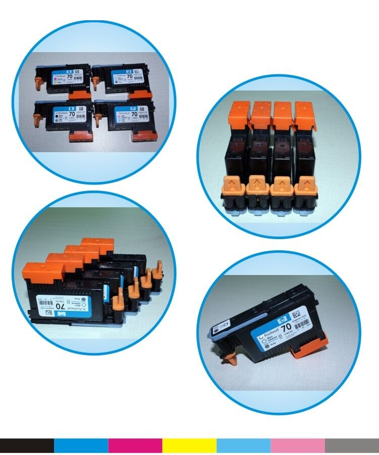 INK WAY Remanufactured printerhead for HP70 Printhead for HP DesignJet Z2100 Z3100 Z3200 Z5200 Z5400 etc. chip decoder board for hpdesignjet z2100 z3100 z3200 z5200 z5400 chip resetter decryption card