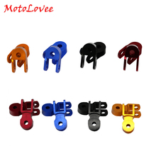 Motolovee Motorcycle Shock Absorber Heightening Device Holder Scooter Damper Shocker Height Increase Part