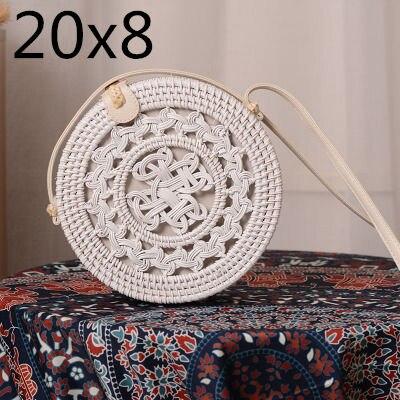 whitejie20x8cm