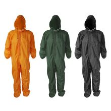 Motorcycle Waterproof Raincoat Conjoined Rain Suit One-piece Overalls Work Outdoor Protective