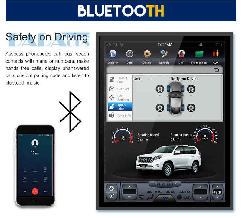 Best Android Tesla style Car GPS Navigation no DVD Player For NISSAN NP300 Navara 2014+ multimedia tape radio recorder head unit FM 11