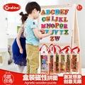 ONSHINE Multifunctional Educational Wooden Magnetic Puzzle Toys Animal Digital Traffic Letter for Children Kids Jigsaw