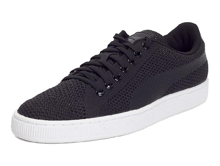 PUMA Original New Arrival Basket Classic evoKNIT Unisex Sneaker Badminton Shoes Size35.5-44