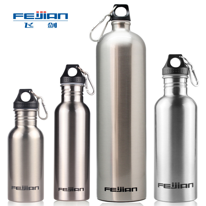 c9a816638a5 Detail Feedback Questions about Feijian super light Portable 304 Stainless  Steel Wide Mouth Drinking Water Bottle Outdoor Travel Sports Cycle Kettle  Tools ...