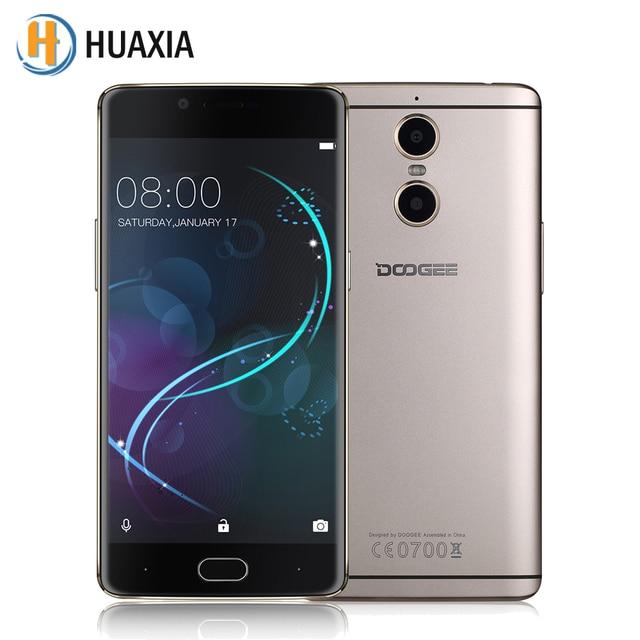 "Original Doogee Shoot 1 5.5"" 2GB RAM 16GB ROM MT6737T Quad Core Android 6.0 Smartphone Fingerprint 3300mAh Dual Camera Phone"