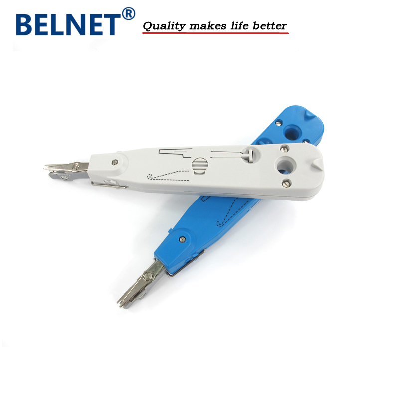 110 wire cutter Telecom pliers long knife krone LSA Punch down tool ...