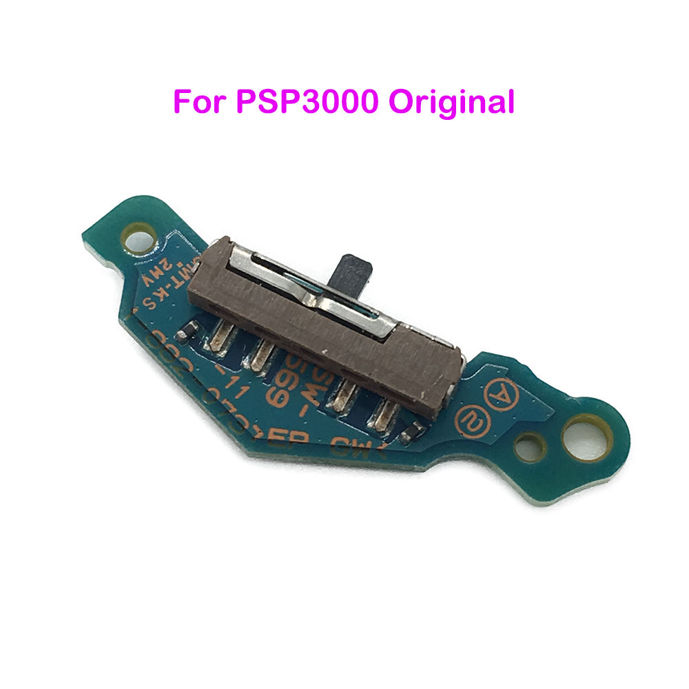 Original Power On / Off Switch Board For Sony PSP 3000 3004 Slim & Lite ...