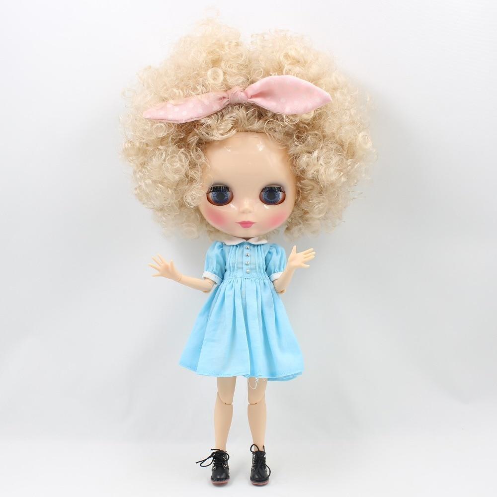 Sister Blythe Dolls Afro Hair 10 Options 5