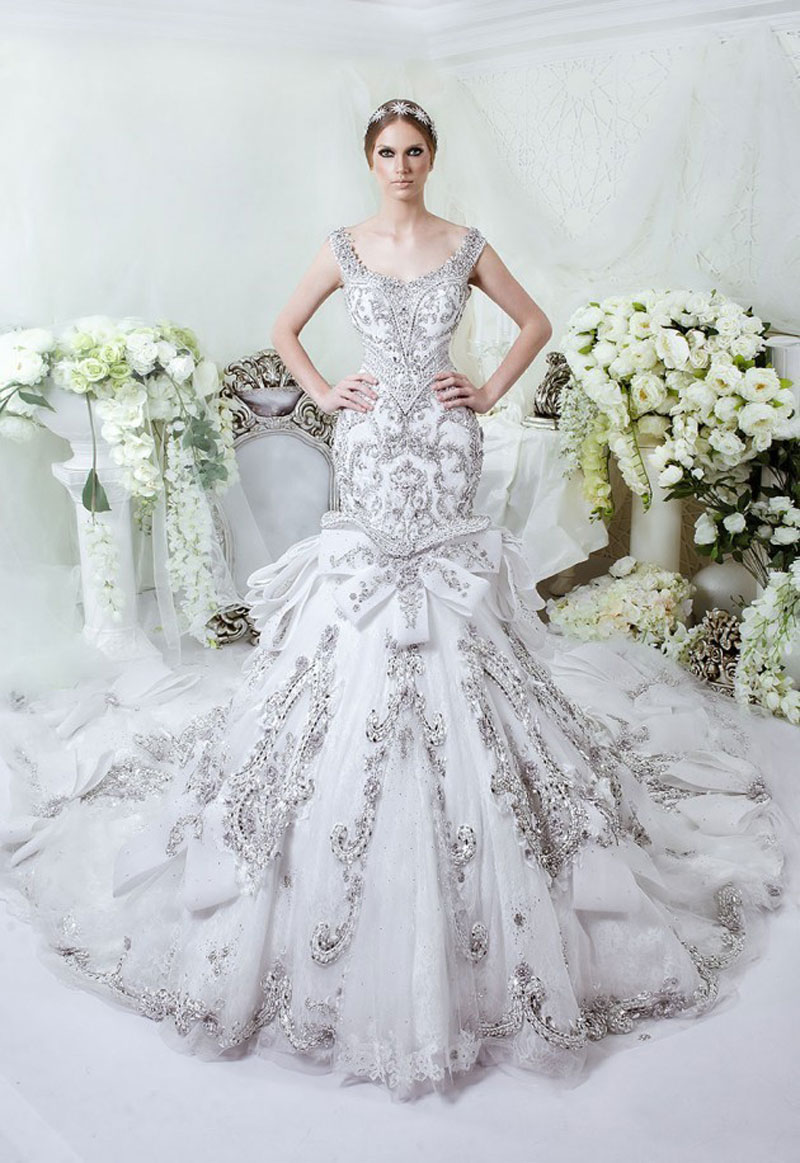 Wedding Gowns with Bling   Dress images