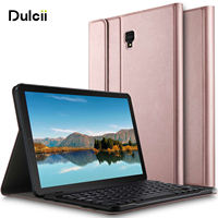 For Samsung Galaxy Tab S4 10.5 T830 T835 Case Detachable Bluetooth Keyboard Leather Stand Flip Case for Samsung Galaxy Tab S4