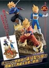 APF la perfección absoluta de Dragon Ball Z Super Saiyan vegetaTrunks Goku PVC figura DE ACCIÓN DE DBZ colección modelo Juguetes