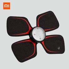 Original Xiaomi Leravan LF H105สี่ล้อนวดMagicสติกเกอร์Electric Massagerกระตุ้นร่างกายผ่อนคลายกล้ามเนื้อ