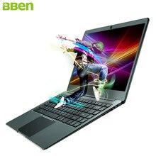 "BBEN N14W 14.1"" Ultrabook Laptop Windows 10 Intel N3450 Quad Core 4GB RAM 64G ROM SSD Option WiFi Type C Netbook Colorful"