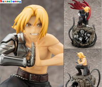 Nuovo stile 22 cm Fullmetal Alchemist Edward Elric action figure giocattoli doll collection regalo