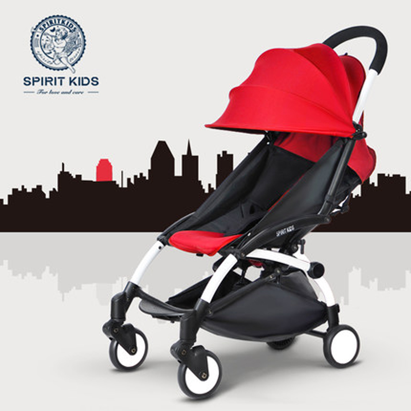 Spirit Kids Portable Baby Stroller, Designed For Travel, Allowed In Airplane,Special For 6~36 Months Baby велотренажер spirit fitness xbr25 2017