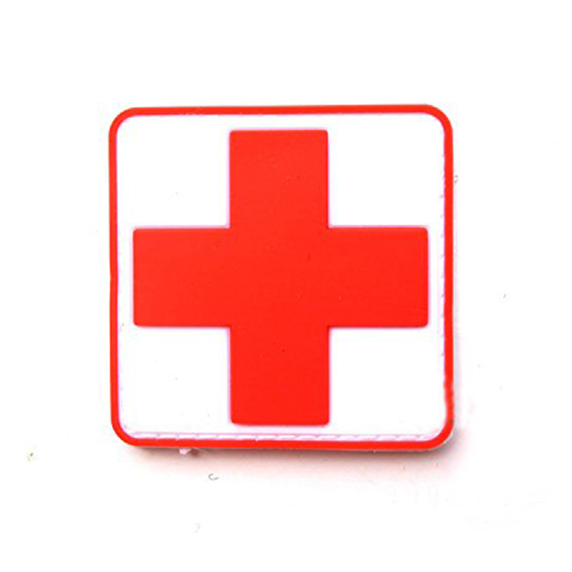 Reflective Medic Multicolor Cross Medical Rescue Emt Ir Patches Army Badge Tactical Military Patches Pvc Glow In Dark Badges Music Memorabilia
