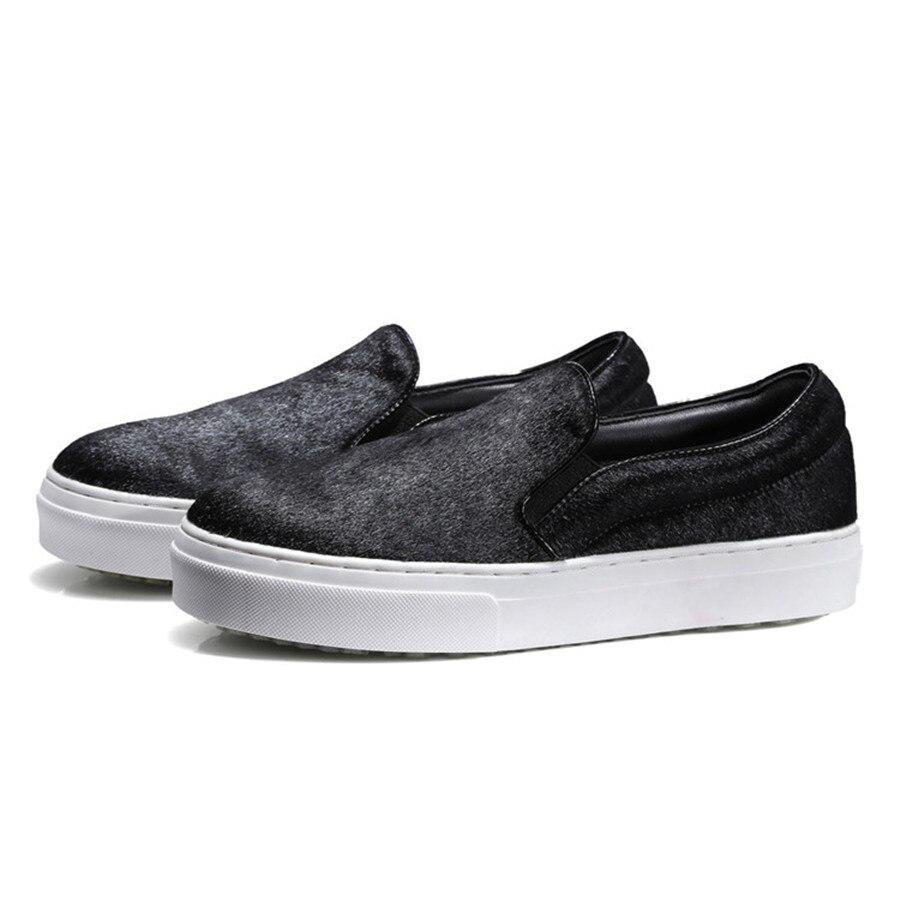 ФОТО European fashion inside out full Pi Mamao rivet flat Leopard print rubber TPU one end of Lok Fu shoes