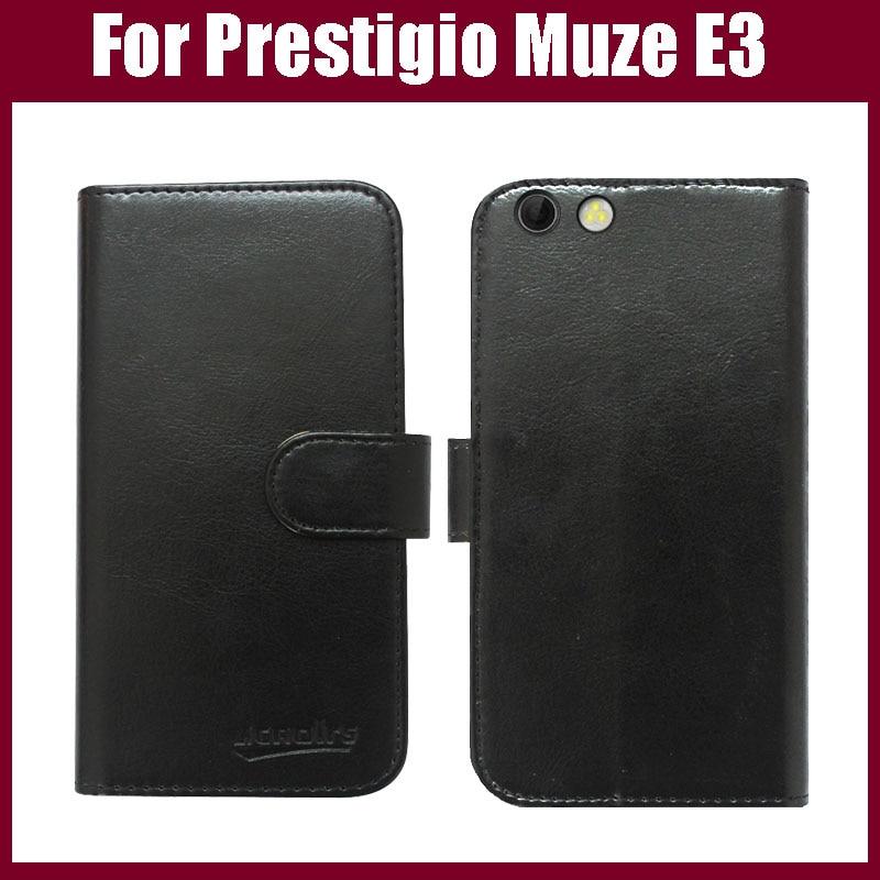 Pouzdro Prestigio Muze E3 Nový přírůstek 6 barev Vysoce kvalitní Flip Leather Exkluzivní ochranné pouzdro pro pouzdro Prestigio Muze E3