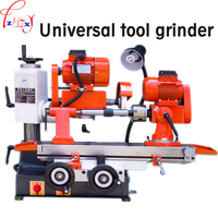 Electric Universal Cylindrical tool grinder GD6025  tool grinding machine + 50S electric three claws grinder 220V 1PC