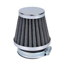 MAYITR Universal Motorcycle Bike 38mm 39mm 40mm Air Intake Filter Engine Intake Inlet Mushroom Head Cleaner цены
