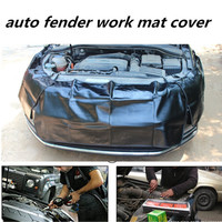 Heavy Duty Car Truck Auto Fender Work Mat Cover Car Repair Mat Magnetic Car Fender Cover
