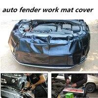 Zware Auto Truck Auto Spatbord Werk Mat Cover Auto Reparatie Mat Magnetische Autostootkussen Cover
