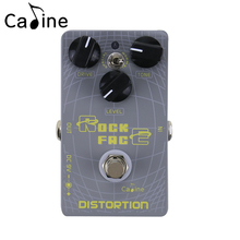Caline CP-21 Digital Delay Distortion Guitar Effect Pedal Aluminum Alloy Housing Ture Bypass