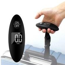 Цифровой дисплей Электронные портативные весы челнок весы багажа весы мини портативный проектор для домашнего 100g/40 кг 88Lb A10966