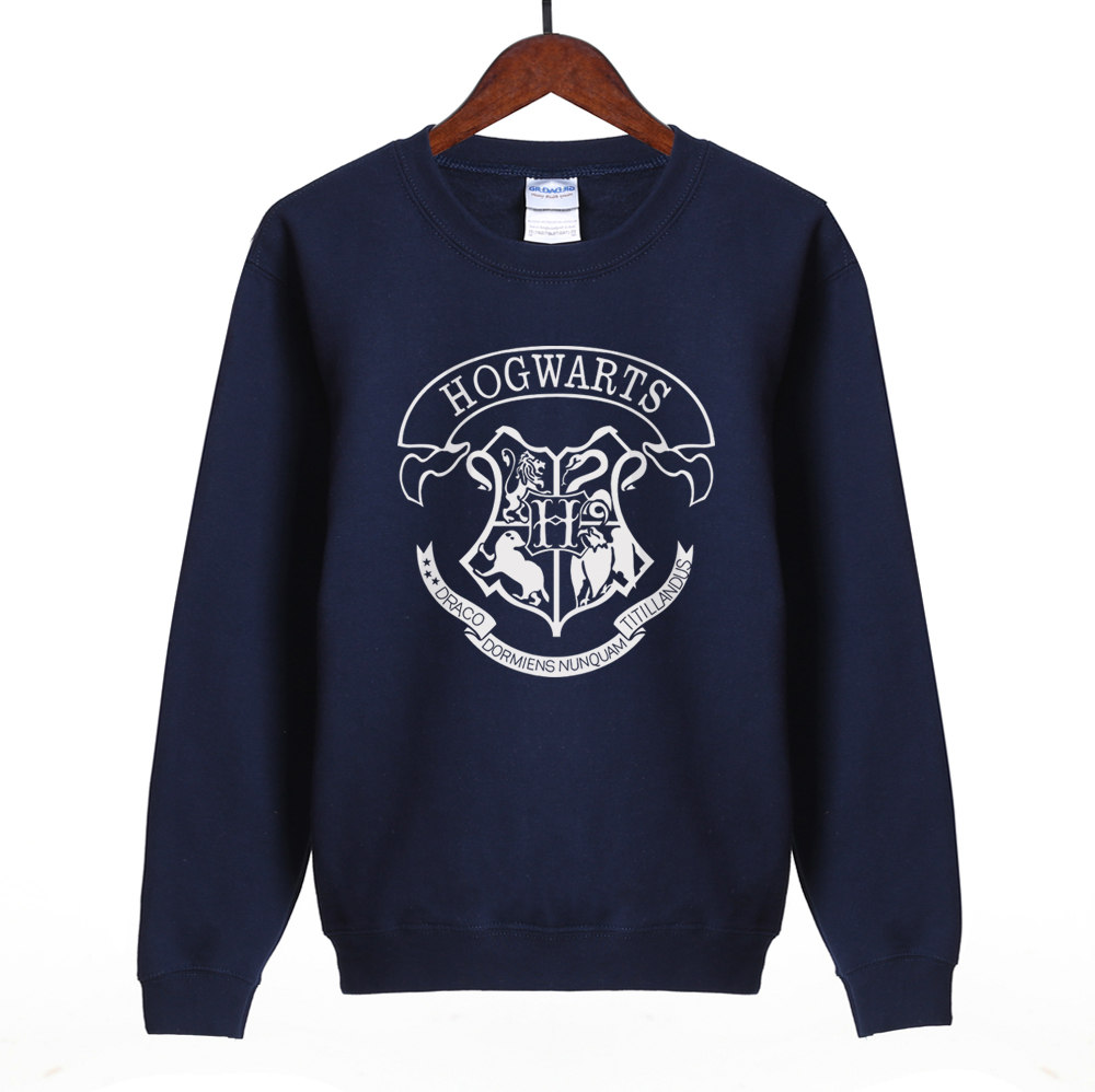 camisola Harry Potter azul escura