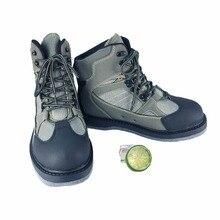 Обувь для рыбной ловли; дышащая обувь в стиле рок; болотная обувь; ботинки с войлочной/резиновой подошвой; быстросохнущая нескользящая обувь для походов и охоты на открытом воздухе; 01