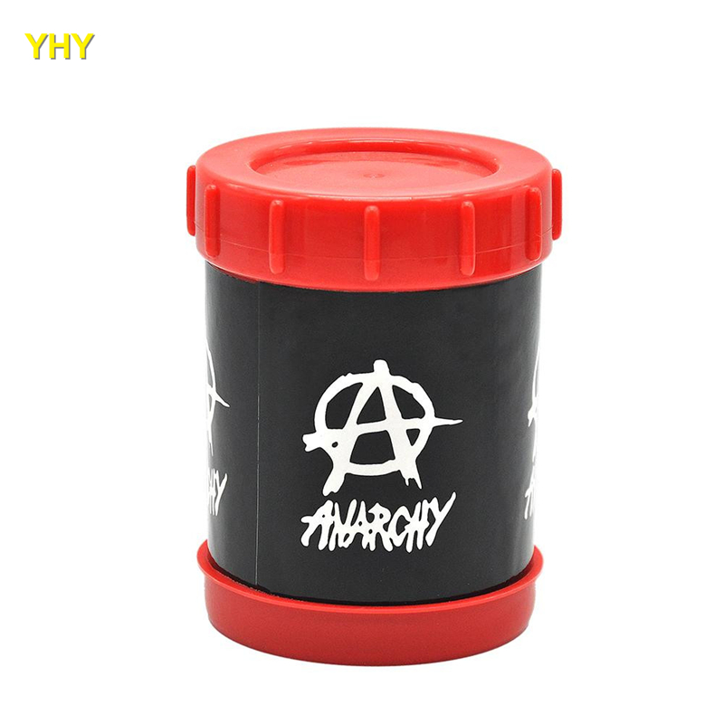 Smoking Tobacco Pollen Presser Shaker Pollen Sifter Box New Micro Mesh Stash Can Safe Shaker