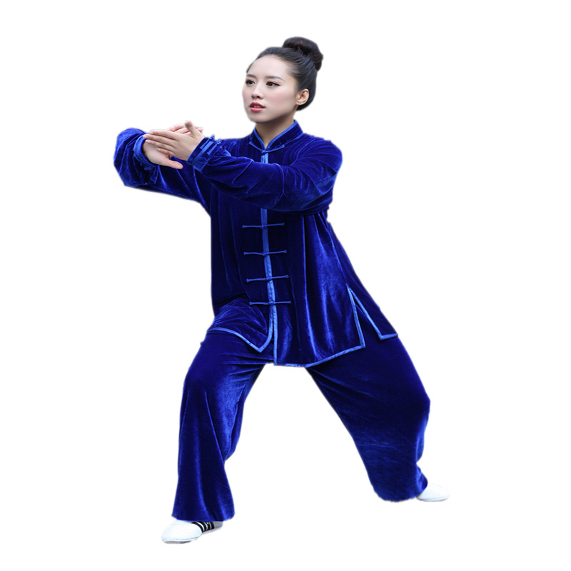 Hot Sell ZOOBOO Tai Chi Clothing Sports Clothes Taijiquan Clothing Autumn And Winter Men And Women Wushu Clothing Kungfu