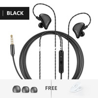 Sound Intone S6 Super Bass In Ear Earphone Metal HIFI Stereo Sound Music Earbud Headset With